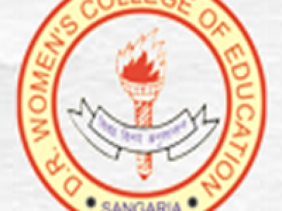 DR Womens College Of Education Sangaria