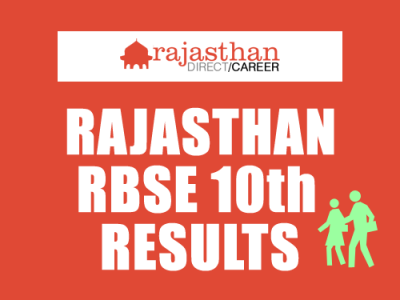 Rajasthan RBSE Board 10th Class