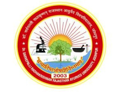Dr. Sarvepali Radhakrishnan Rajasthan Ayurved University