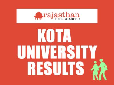 Kota University Exams