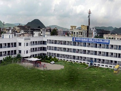 Guru Nanak Girl's P.G. College