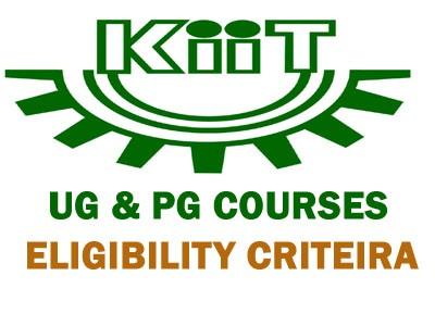 KIITEE 2017 Entrance Exams Eligibility Criteria
