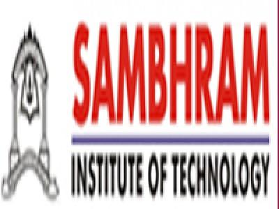 Sambhram Institute of Technology